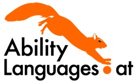 Logo of Ability Languages, Vienna