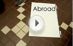 "ABROAD - a study abroad ""documentary"""